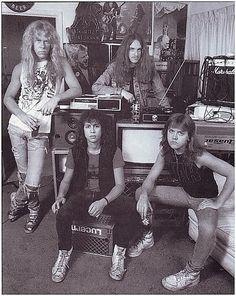 the legends of thrash metal