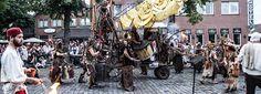 Elke zomer komen zo'n 100.000 bezoekers naar het Bruegheliaans Festijn in Losser. Gedurende 3 dagen herleven de Middeleeuwen in het dorp.