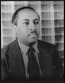 Arna Bontemps, poet and noted member of the Harlem Renaissance was appointed head librarian at Fisk University, serving in the position for nearly a quarter of a century. He developed important collections and archives of African American literature and culture, na,ely the Langston Hughes Renaissance Collection.
