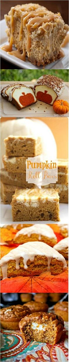 5 Awesome Pumpkin Recipes to Make for the Coming Holidays!