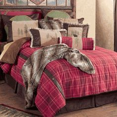Highlands Cabin Bedding Collection