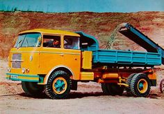 Retro Cars, Vintage Cars, Rv Truck, Old Trucks, Cars And Motorcycles, Techno, Monster Trucks, Vehicles, Czech Republic