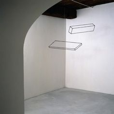 Markus Raetz - Drawing in space