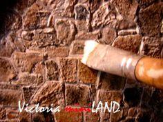 Victoria Miniland - 'Egg Carton' Stone Wall or Floor Class (Pg 2)