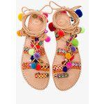Pre-Order Elina Linardaki Penny Lane Handmade Sandal