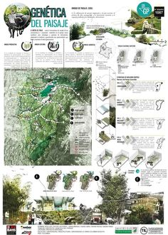 19 Ideas Landscape Architecture Presentation Layout Design For 2019 Landscape Drawing Tutorial, Landscape Sketch, Landscape Design Plans, Landscape Concept, Landscape Architecture Design, Architecture Graphics, Urban Landscape, Landscaping Design, Architecture Presentation Board