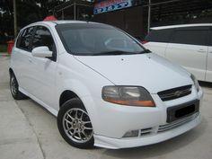2006 Chevrolet Aveo 1.5