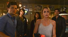 Promo video and pictures for The Messengers series premiering Friday, April 10th, at 9/8c on The CW! The CW network's premiere date for their apocalyptic dr(...)