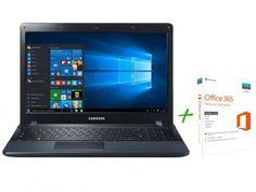 """Notebook Samsung Expert X40 Intel Core i7 - 8GB 1TB LED 15,6"""" + Office 365 Personal com as melhores condições você encontra no Magazine Jc79. Confira!"""