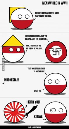 Poland is of smart.