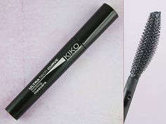 Mascara Ultra Tech Curve - Kiko #blog #beauté #blogbeauté #beauty #beautyblogger #bblogger #maquillage #makeup #petitprix #mascara #ultratechcurve #kiko #revue #test #avis http://mamzelleboom.com/2015/06/04/maquillage-look-red-carpet-a-petit-prix-bb-creme-fleurance-nature-palette-contouring-face-form-sleek-redemtion-iconic-2-makeup-revolution-ultra-tech-curve-mascara-kiko-laque-soft-matte-lip-cream-nyx/