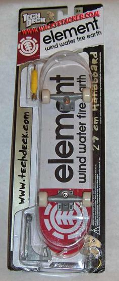 Tech deck handboard (element) !!!!