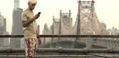 Bing Commercial with Swizz Beatz