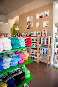 The Green Nursery - 101 W Kirkwood Ave, Suite 107 - Now inside Fountain Square Mall. Offers everything from cloth diapers to toys for bundles of joy.