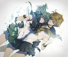 girlsbydaylight: セーラー by ミズモチ on pixiv