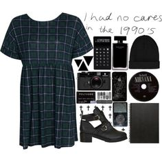 grunge outfit ideas 2017 (38)