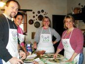 Half Day Cooking class in #Tuscany