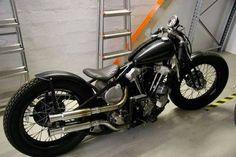 Knucklehead | Bobber Inspiration - Bobbers and Custom Motorcycles | saltadkaramell September 2014