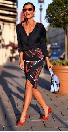 6d2187ffae0611 Spring outfit | perfect style Casual Chic, Skromna Moda, Wiosenna Moda, Moda  Damska