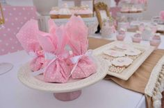 Birds Baptism Party Ideas | Photo 2 of 14 | Catch My Party