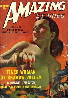 Amazing Stories (Oct 1949)
