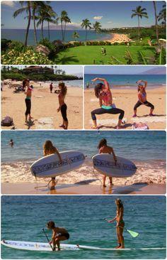 Sink or Swim~ Episode 4 of #TonedUp on Bravo
