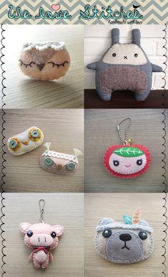 My Owl Barn: We Love Stitches: Christy Chua