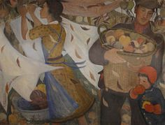 Orovida Camille Pissarro Autumn, 1936