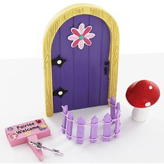 Fairy Door And Acces