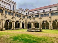 Mosteiro de Santa Cruz - Coimbra Mansions, House Styles, Places, 12th Century, Morocco, Manor Houses, Villas, Mansion, Palaces