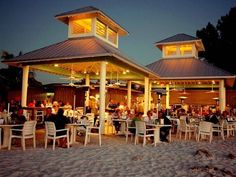 Sandbar Restaurant, Anna Maria Island Fave restaurant nowadays!  Always my have when I lived there. Miss it!