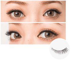 Diamond Beauty - Diamond Lash Nudy Couture Series, Veil Eye – Japan Skin