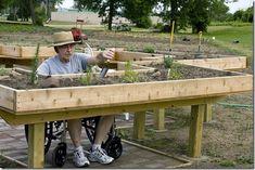 Sedona Winds Accessible Garden Garden Beds Raised
