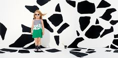Our adorable DvF loves GapKids collection.