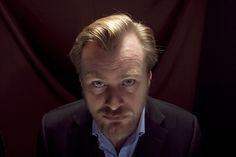 Chistopher Nolan - Director of Inception, The Dark Knight, Memento, Batman Begins.