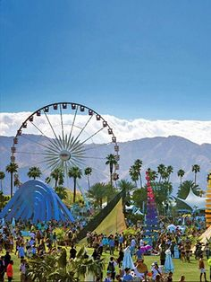 Live Streaming of Coachella