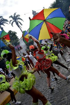Carnaval de Olinda - Pernambuco