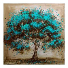 I love tree art and this one has depth, passion and substance. Hand Painted Modern Tree Art Decoration Oil Painting On Canvas Landsacpe Wall Pictures For Living Room Decor Oil Painting On Canvas, Painting & Drawing, Canvas Art, Painting Abstract, Tree Canvas, Diy Painting, Paintings On Canvas, Acrylic Painting Trees, Painting Portraits