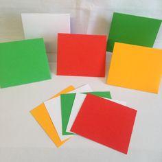 Gift card set  note card set note cards note set by Mandymoos72