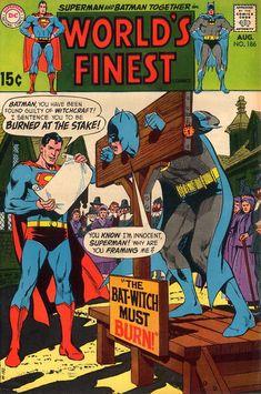 World's Finest Comics #186