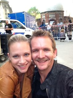 AJ and Sebastian Roche (JJ and Clyde Easter).