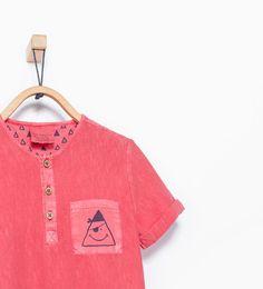 ZARA - NEW THIS WEEK - Pirate T-shirt