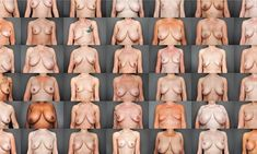 How do you feel about your breasts? Photographer Laura Dodsworth asked 100 women to bare all Human Body Photography, Increase Bust Size, Shops, Photoshop, Body Confidence, Anatomy Reference, Drawing Reference, Photography Projects, Human Anatomy
