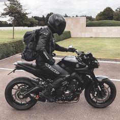 Mt 09 Yamaha, Yamaha Bikes, Yamaha Motor, Concept Motorcycles, Cool Motorcycles, Cbx 250, Ninja Bike, Bike Photoshoot, Motorcycle Photography