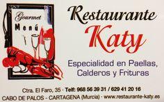 Katy - Ctra. El Faro, 35 Cabo de Palos, Cartagena, Murcia, Spain