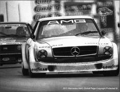 1978 AMG race car of Clemes Schikendanz and Jorg Denzel. The First AMG Mercedes race car since 1971. It was AMG's follow-up to the ... Mercedes Benz Amg, Mercedes Slc, Mercedez Benz, Daimler Benz, Cabriolet, Car Brands, Luxury Cars, Race Cars, Porsche