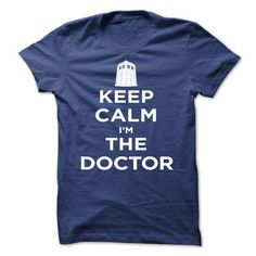 I am the doctor - #hoodie pattern #oversized sweatshirt. CHEAP PRICE => https://www.sunfrog.com/Names/I-am-the-doctor.html?68278