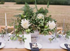 Beautiful tablescape by The Wedding Stylist | Photography Natasha Hurley