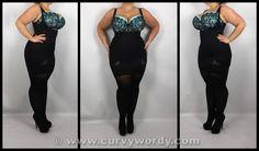 I review the Ewa Michalak Modelująca Halka Koronkowa Lace Petticoat Shapewear 18/46 http://www.curvywordy.com/2015/01/ewa-michalak-modelujaca-halka-koronkowa.html