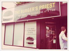 The Burger's Priest, Toronto
